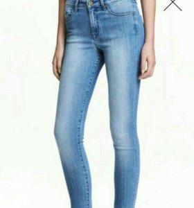 Новые джинсы скини