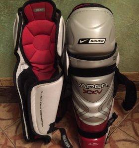 Новые хоккейные щитки Bauer Vapor XXV