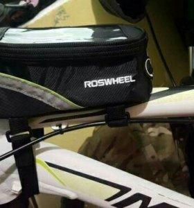 Сумка для телефона на велосипед
