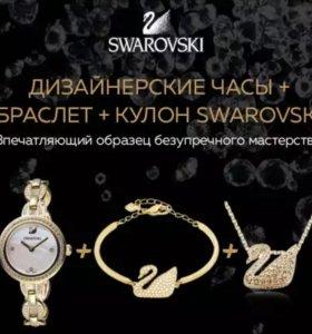 Подарочный набор SWAROVSKI