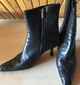 Ботинки зимние, 42 размер