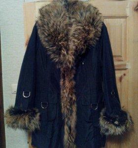 Зимняя куртка m-l