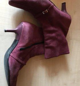 Ботинки, 42 размер