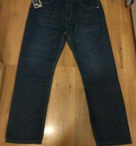 Новые мужские джинсы 36 размер