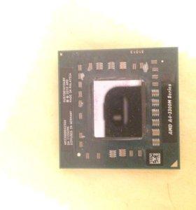 Процессор и жёсткий диск