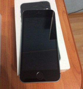 iPhone 5s 16 GB Space Gray