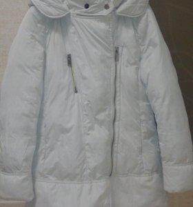 Куртка зимняя размер 42-44