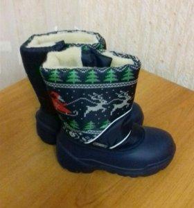 Ботинки/ сапоги новые зимние