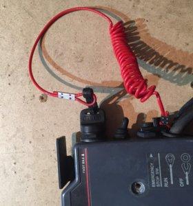 Дистанция газ реверс Yamaha 703