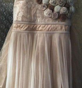 Платье для вевочки