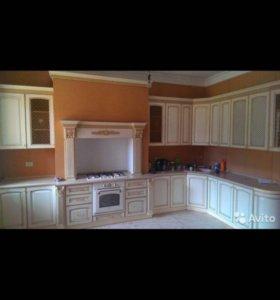 Кухонная мебель + техника
