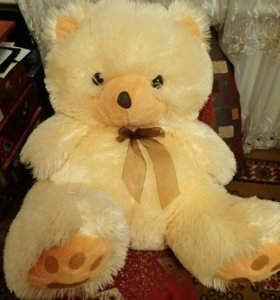 Плюшевый мишка медведь