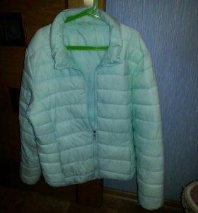 Куртка зима-осень 46-48