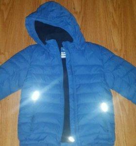 Куртка для мальчика. Зима.