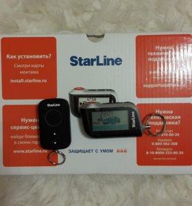 StarLine A 63