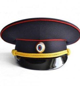 Фуражка Полиция (ткань габардин)