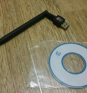 Wi-Fi usb адаптер