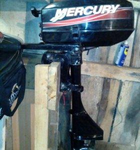 Мотор Mercury 2.5М