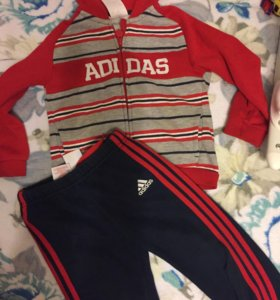 Спортивный костюм Адидас оригинал 12-18