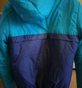 Куртка осень - весна, спортивная, женская
