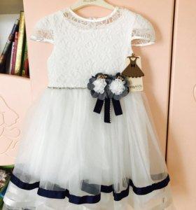 Новое платье на 116р