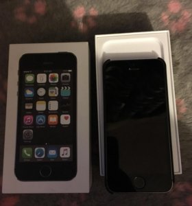 Смартфон iPhone 5s 16 GB
