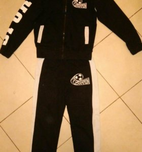 Спортивный костюм 8-10лет