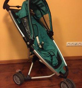 Компактная детская коляска Quinny