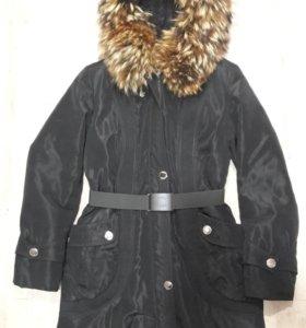 Куртка-пальто зима
