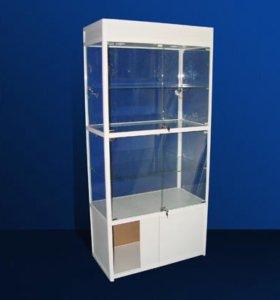 Шкаф торговый стеклянный