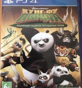 Кунг-Фу Панда на PS4