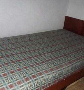 Продам кровать 2х спалку(типа такой как на фото)
