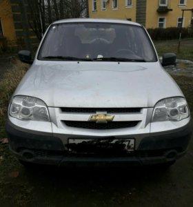 Нива Chevrolet
