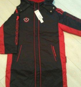 Куртка пальто новое
