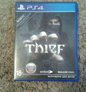 Игра для PS4 Thief