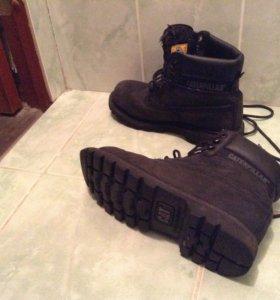 Зимние ботинки Catepillar
