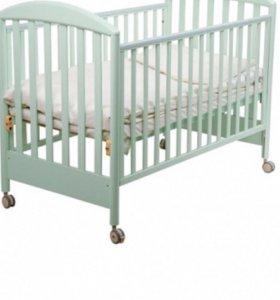 Кроватка детская Papaloni Santa