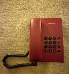 Телефон кнопочный Panasonic kx-ts2350rur