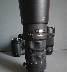 Nikon 80-200mm f/2.8D ED AF Nikkor ver.3