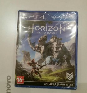 Игра PS4 Horizon Zero Dawn