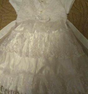 Платье 116-122 размер
