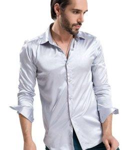 Атлассовая рубашка
