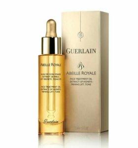 Guerlain abeille royal Лифтинговое масло для лица