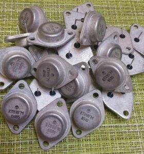 КТ818 ГМ транзистор