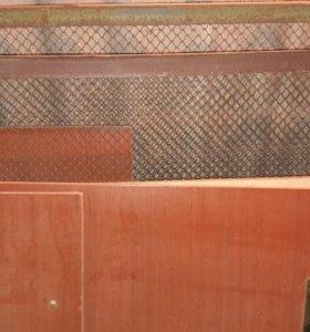 Кровать сетка 2шт