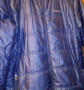 Куртка мужская Reebok, на синтепоне