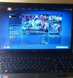 Ноутбук Acer 7741ZG
