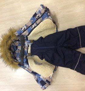 Мембранный зимний костюм 80