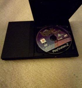 Игровая приставка PS 2 , мультируль PS TWIN TURBO