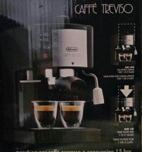 Кофеварка Delongi Caffe Treviso